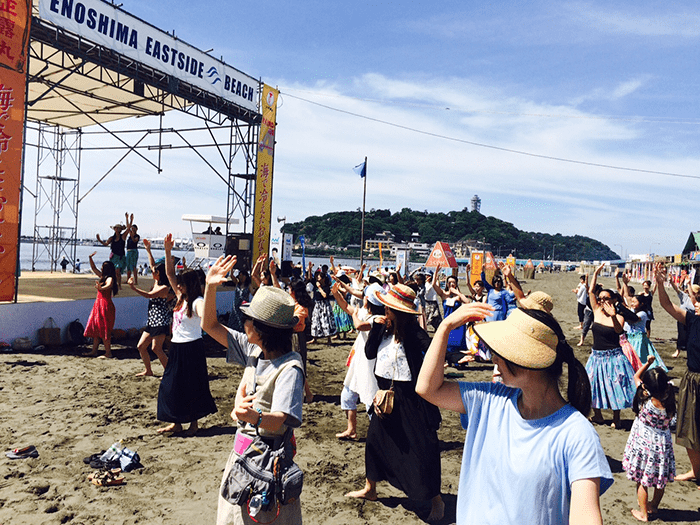 【Fujisawa】 Morning Hula!