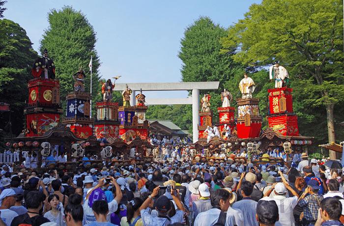 【藤沢】鵠沼皇大神宮例大祭