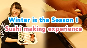 Winter season! Cooking experience report