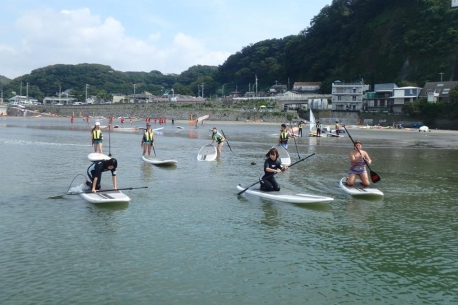 Sevenseas Windsurfing Stand Up Paddle Board Shop Marine Kanagawa Sea Project Feel Shonan