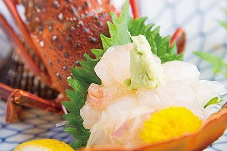 Delicious Local Fish Sankaiso