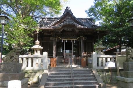 亀岡八幡宮