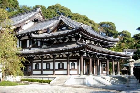 Hase-dera Temple (Hase-kannon)