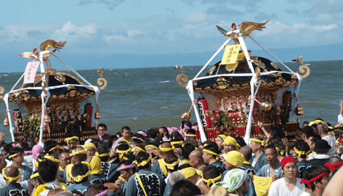 【茅ヶ崎】西浜海岸で壮大な夏の祭典