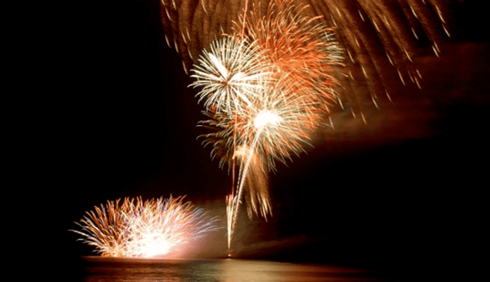 【Hayama】 53nd Hayama Coast Firework Display