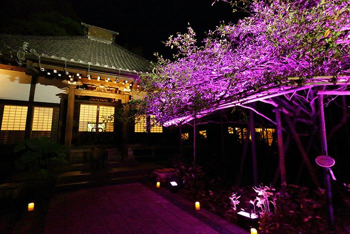 【鎌倉市】かまくら長谷の灯かり
