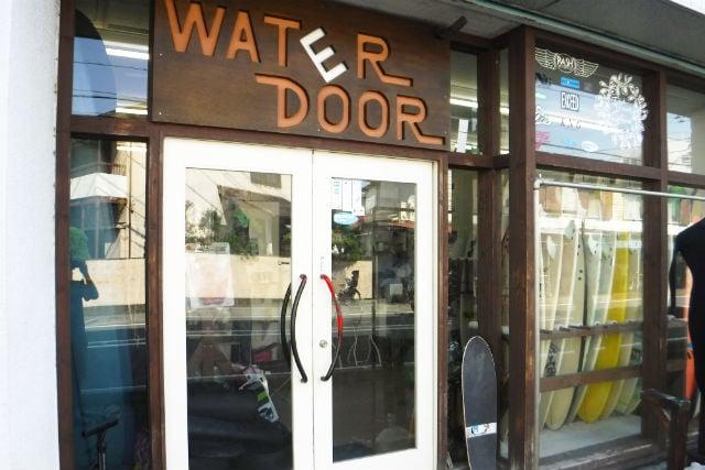 WATER DOOR