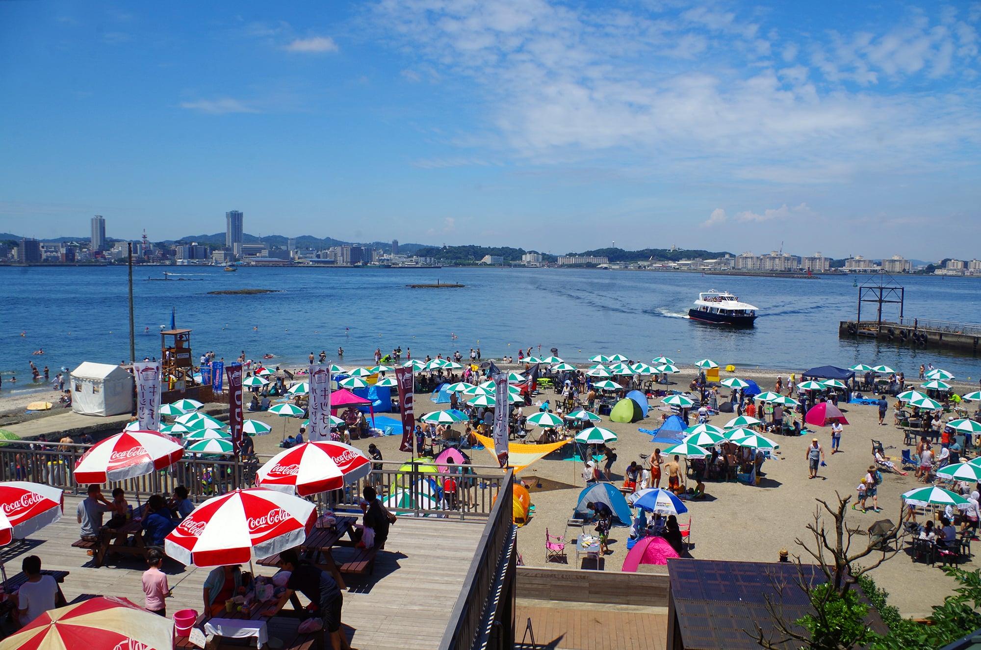 Tokyo Bay's Only Natural Island, Sarushima