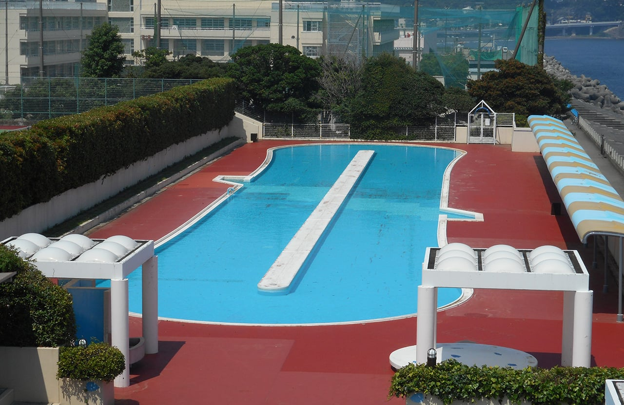 Yugawara Seaside Park Pool