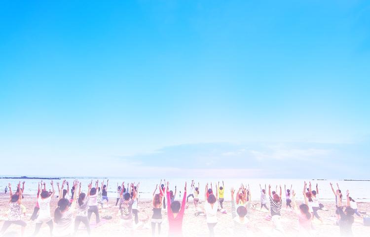 【葉山】【事前申込制・先着順】SHONAN BEACH YOGA WEEK2018