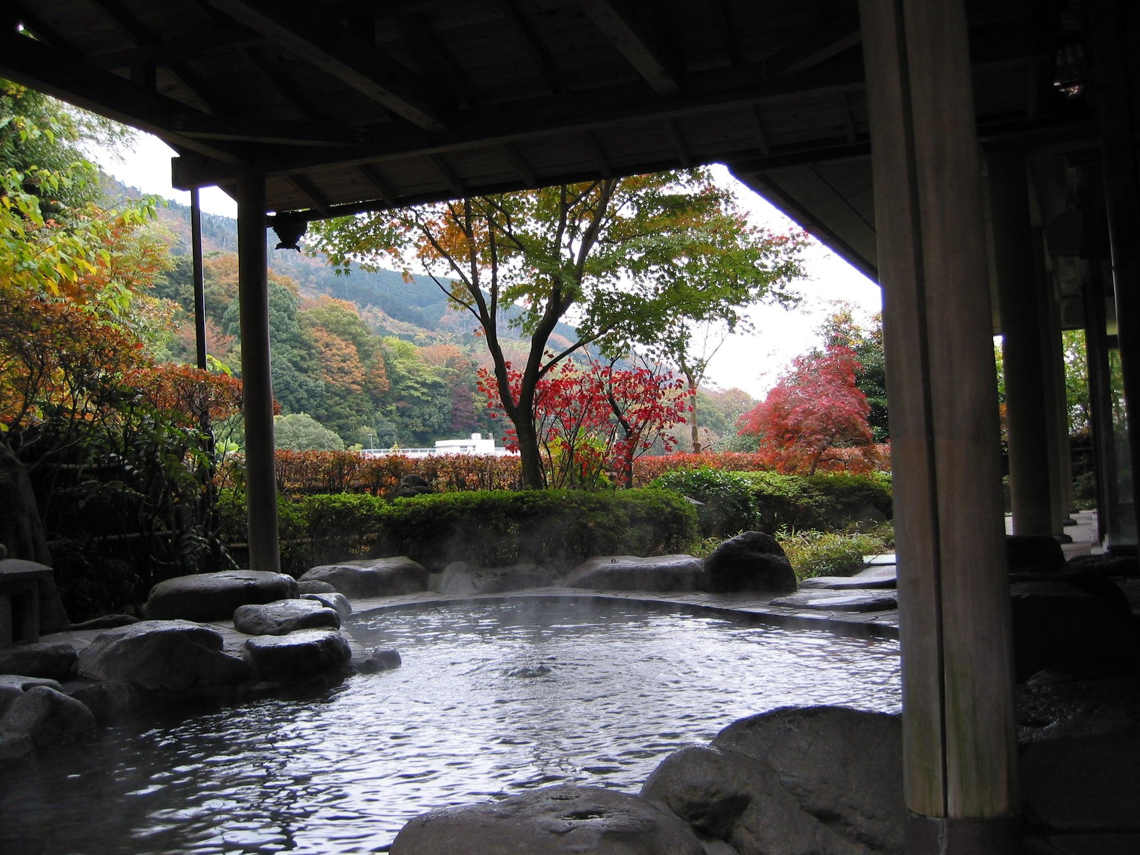 Kogome-no-yu hot spring, Yugawara