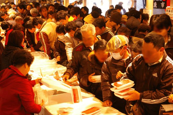 【三浦市】三崎まぐろ祭年末ビッグセール