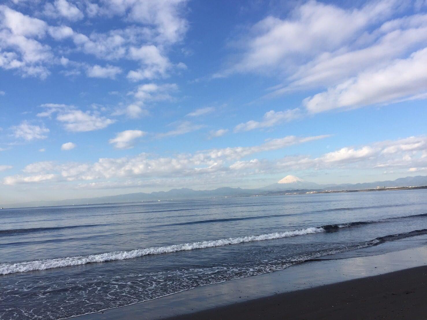 柳島海岸~鵠沼海岸サイクリングコース