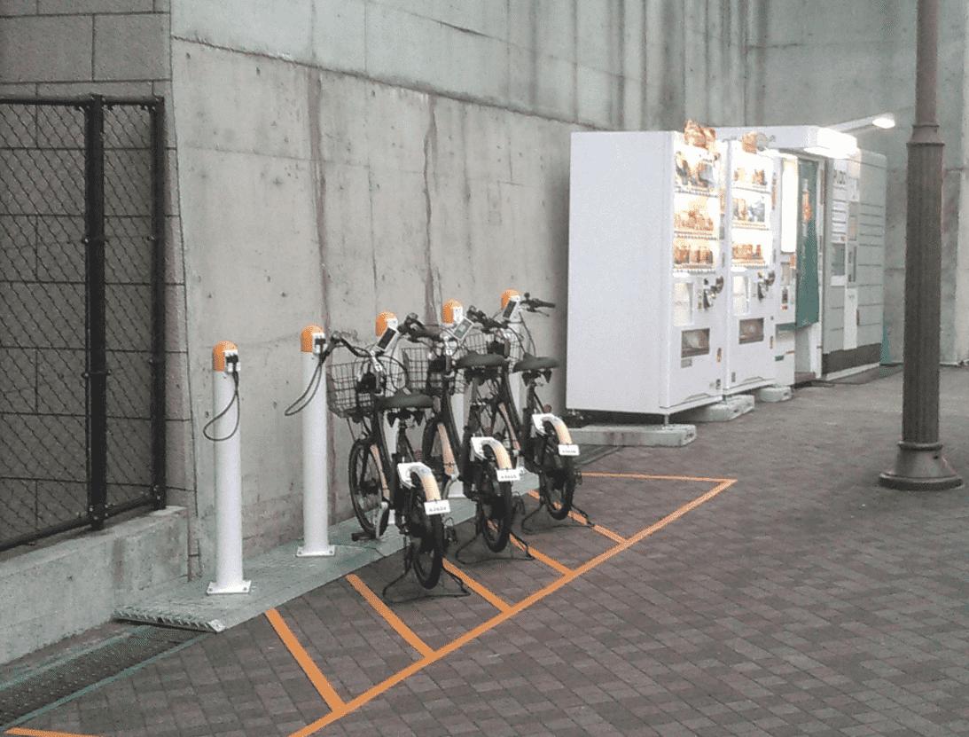 HELLO CYCLING 横須賀モアーズシティステーション