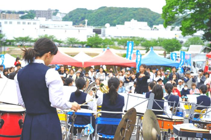 【橫須賀】倉敷花街交易會:秋天