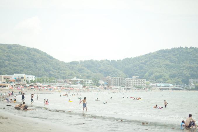逗子海岸海水浴場