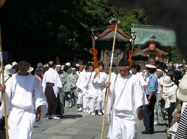 【鎌倉市】鶴岡八幡宮 例大祭 神幸祭