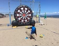 【三浦】三浦海岸ビーチスポーツプロジェクト「SAMMY BEACH FIELD」