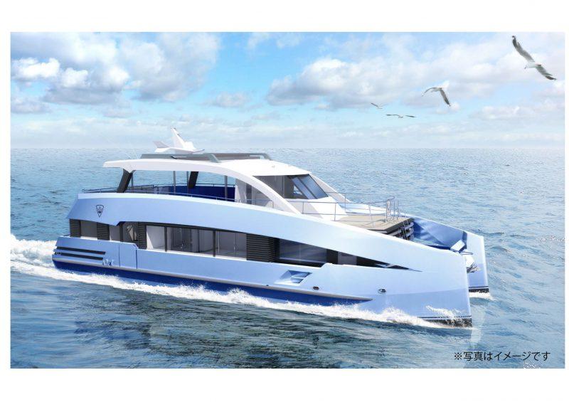 """秋天在新船""""Ciel Blue""""巡航!"""