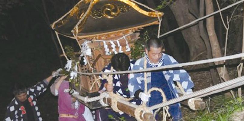 【大磯町】高来神社 春の例大祭