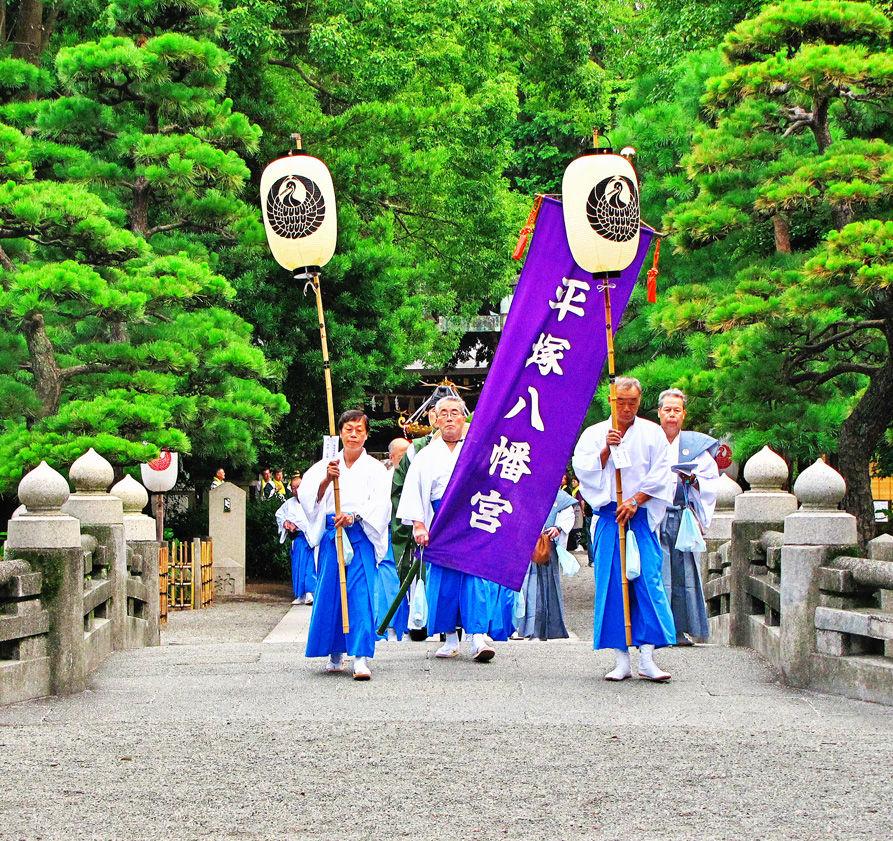 【平塚市】平塚八幡宮「例大祭」
