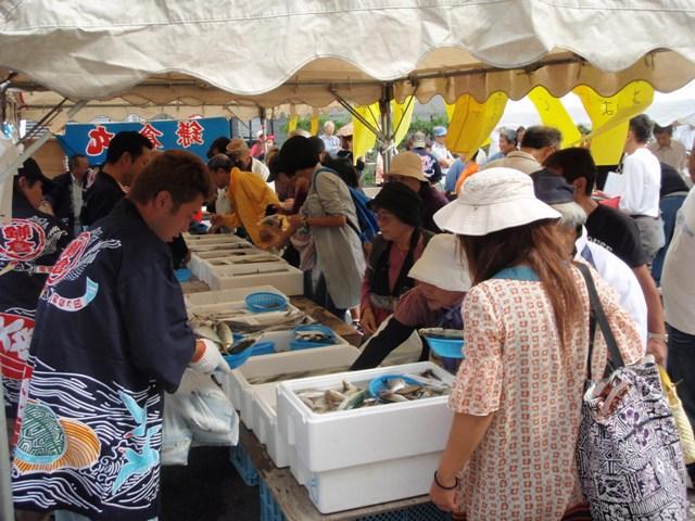 【鎌倉市】鎌倉漁協「魚まつり」