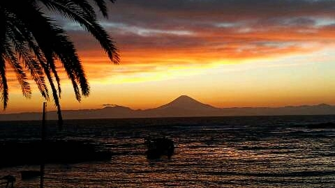 カメハメハ大王の渚