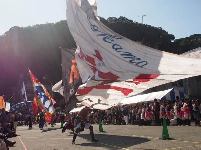 [Manazuru Town] Manazuru Ryugu Festival