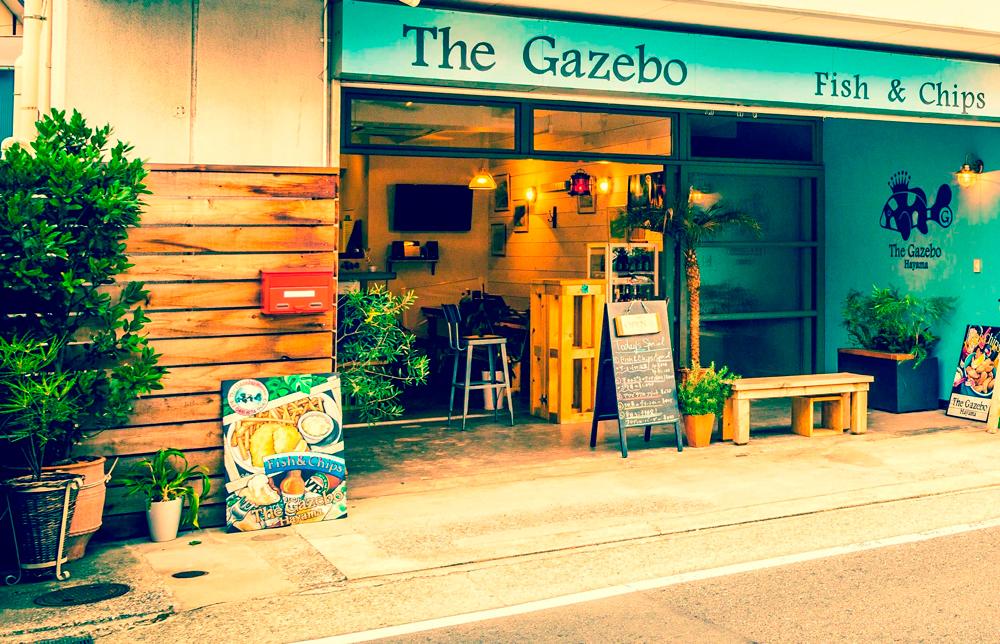 The Gazebo (ザ・ガゼボ)