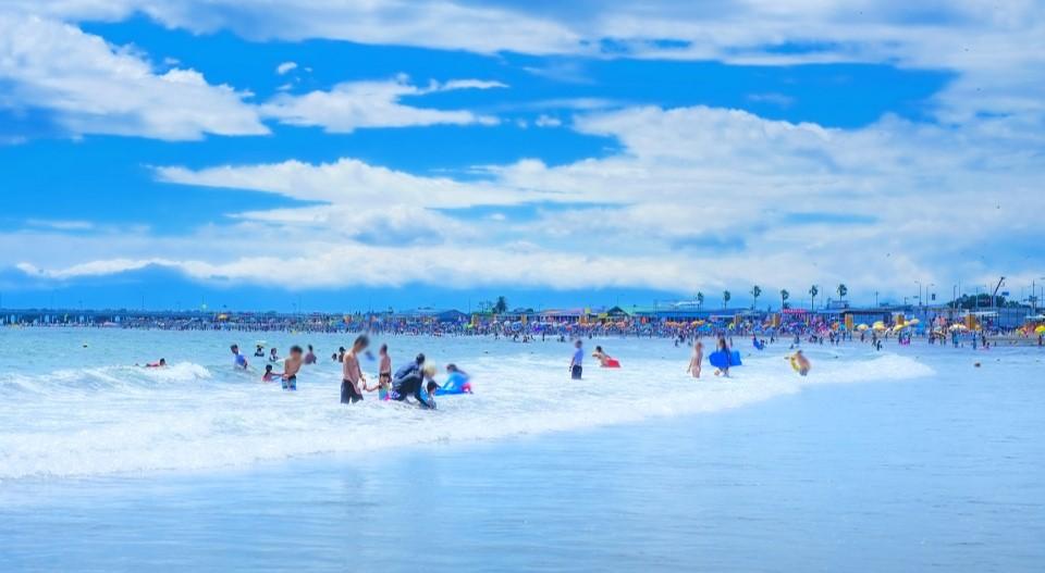 【NEWS】SHONANエリア海水浴場 2021年の開設状況